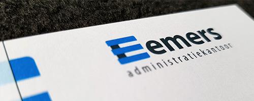 Branding & Corporate Identity | Administratiekantoor Eemers