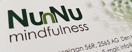 Branding & Corporate Identity | Nu-n-Nu mindfulness