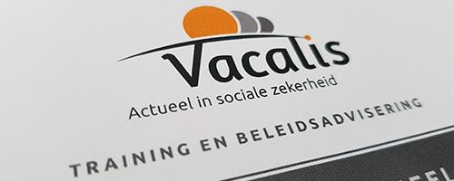 Branding & Corporate Identity | Vacalis BV