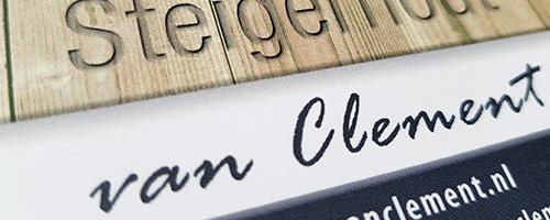 Branding & Corporate Identity | Van Clement