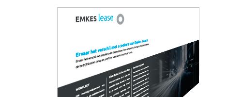 Grafische vormgeving | EMKES Lease