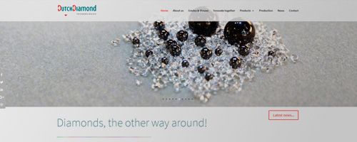 Online marketing & webdevelopment | Dutch Diamond Technologies