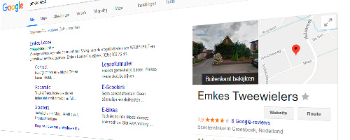 Online marketing en Webdevelopment | Emkes Lease