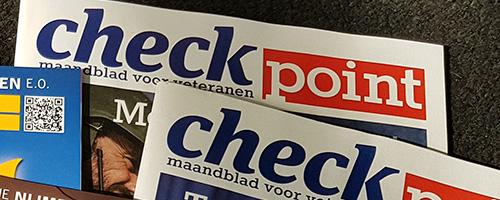 Magazines, boeken & jaarverslagen | Checkpoint