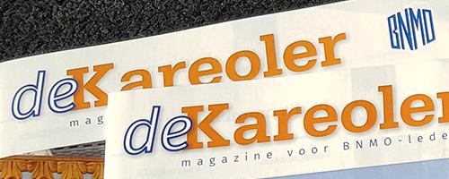 Magazines, boeken & jaarverslagen | de Kareoler