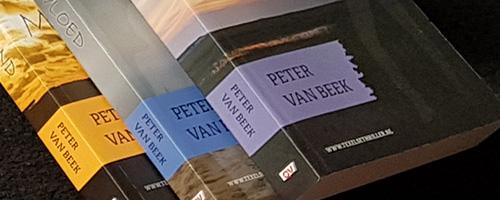 Magazines, boeken & jaarverslagen | Texelse Thrillers
